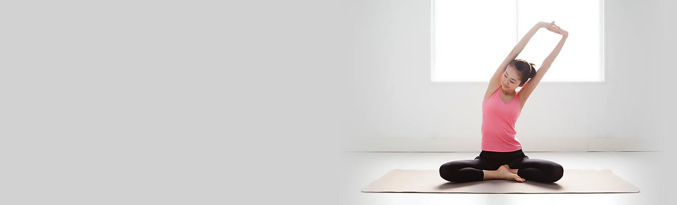 ストレッチポールで股関節を柔軟にする方法を5つお伝えします