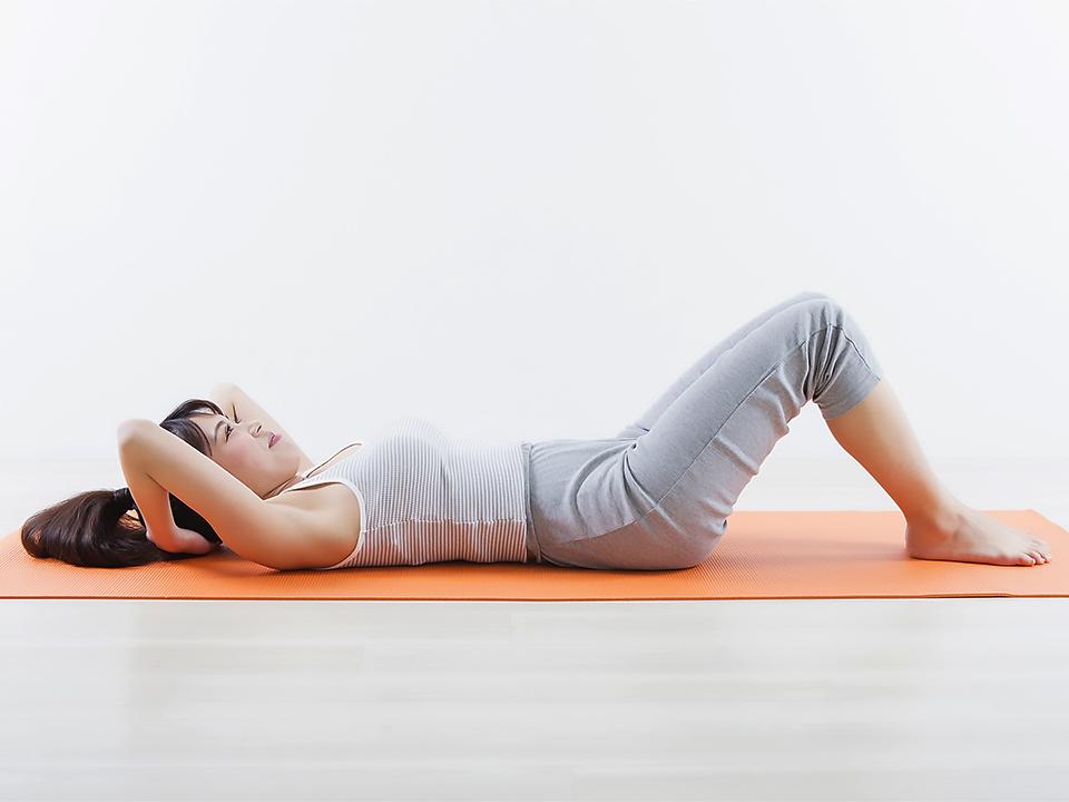 正しい姿勢を安定させるエクササイズ