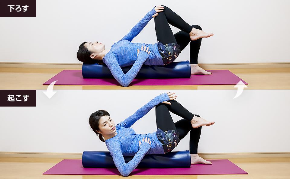 腹斜筋を鍛えるトレーニング