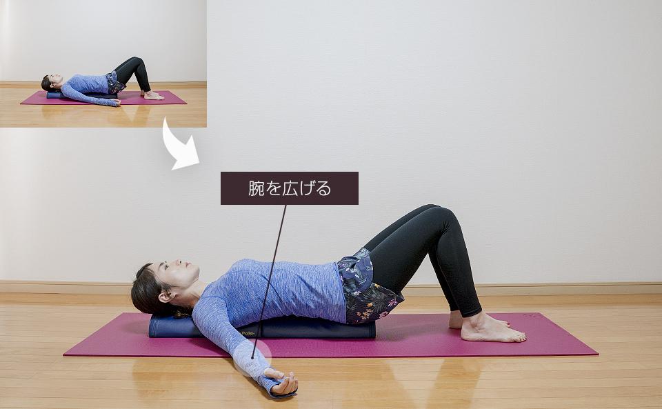 予備運動1「腕の運動」