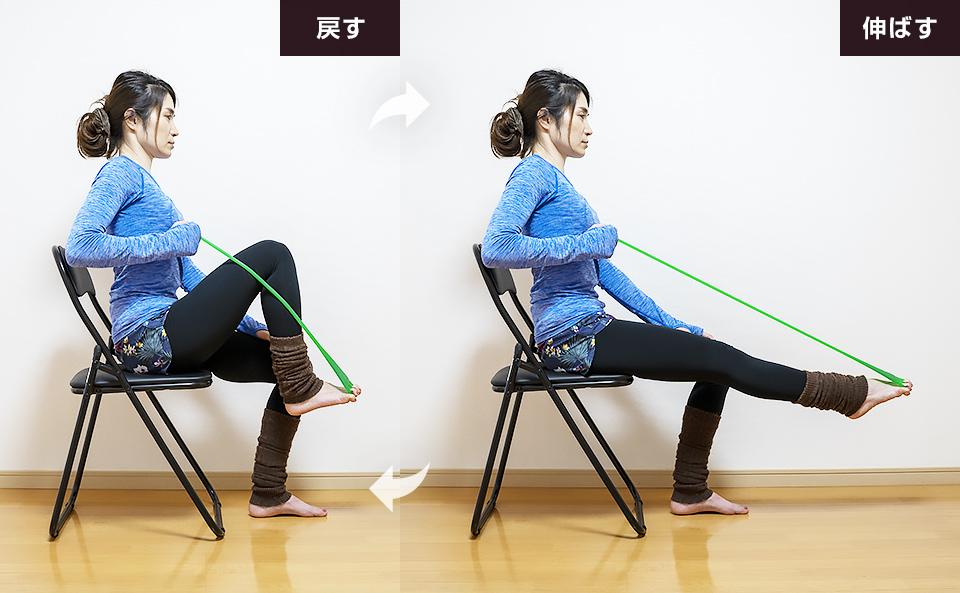 フロッグハンド4「足の指・足裏・股関節のトレーニング」