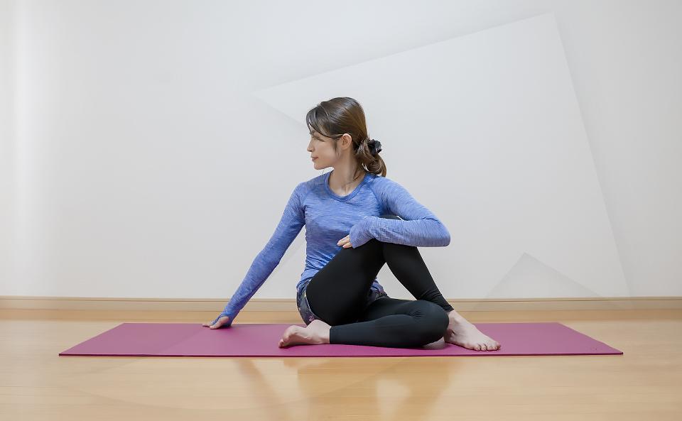 股関節のストレッチ効果を上げる方法