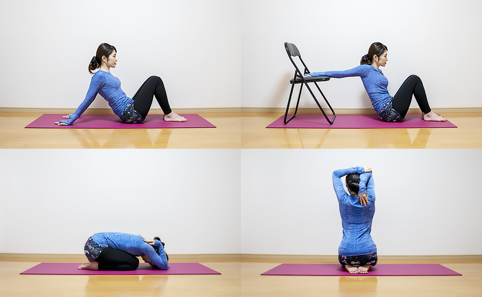 二の腕のストレッチ方法を7種目紹介