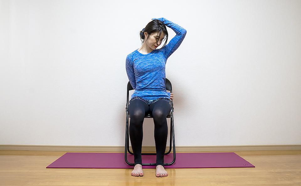 肩甲骨のストレッチ効果を最大限アップさせる方法