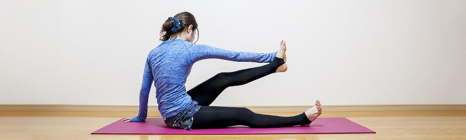 体操以外のセルフケア「肩甲骨のストレッチ」