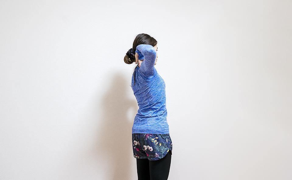 肩甲骨を柔らかくする体操