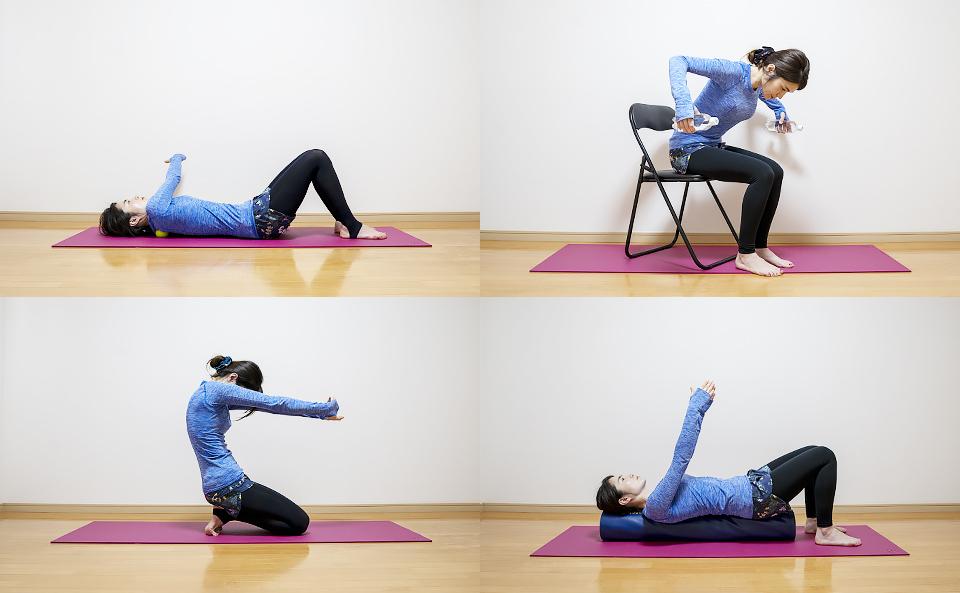 体操以外で肩甲骨をセルフケアする方法