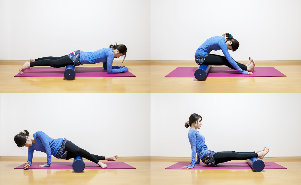 ストレッチポールで筋肉をゴリゴリほぐすと痛い方への対処法