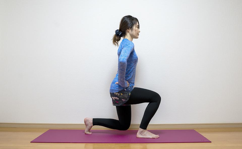 前腿が痩せる筋トレ方法