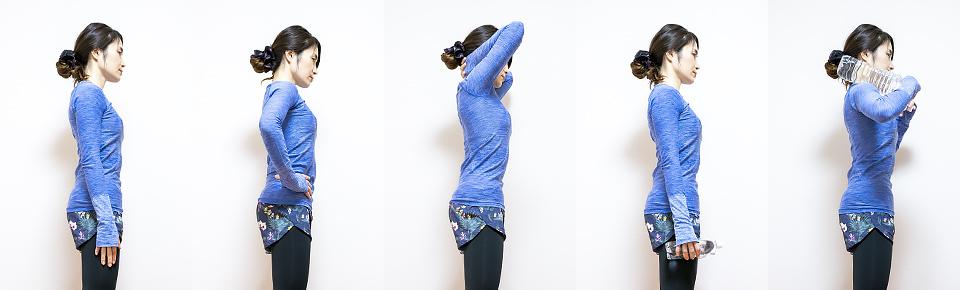 前腿の筋トレ・ニーリングスクワット「負荷の調整」