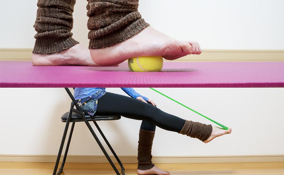 足指・足裏を鍛えるトレーニンググッズの紹介