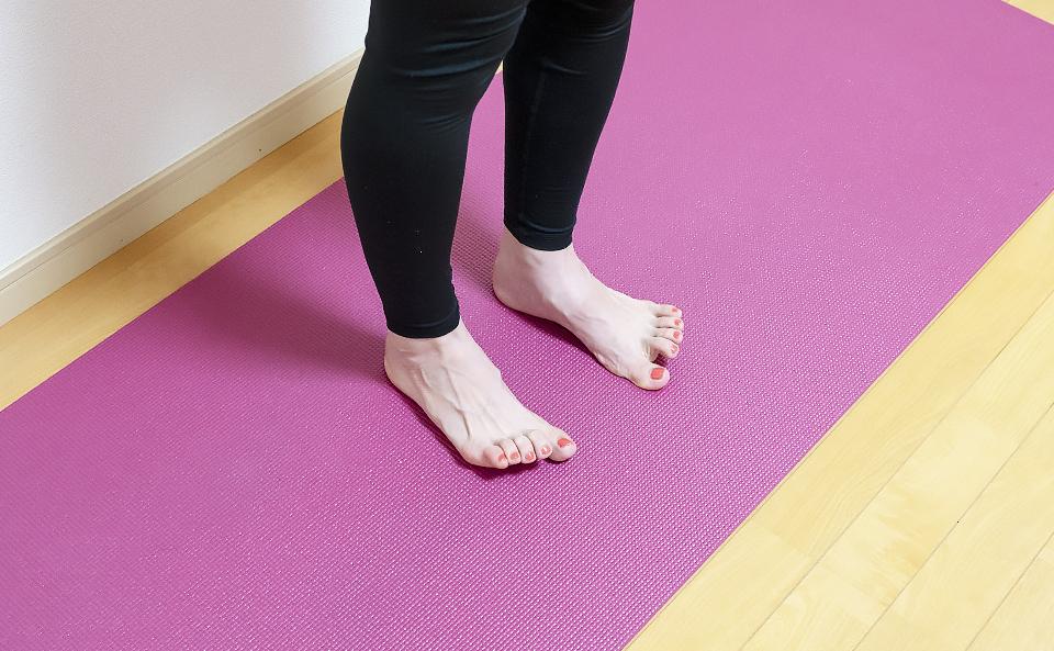 足指・足裏を鍛えるトレーニング