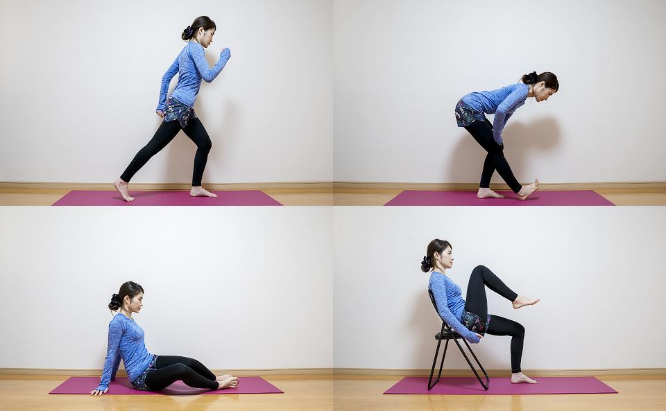 股関節のトレーニング方法の紹介