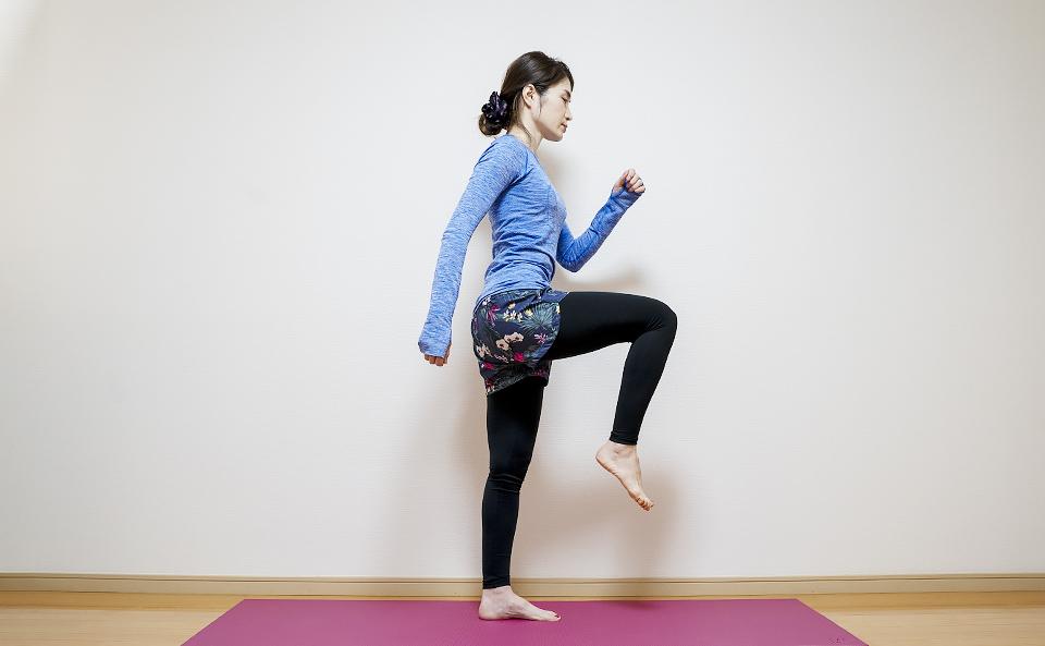 股関節のトレーニング