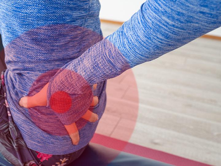 ストレッチポールで腰痛を改善!悪化しない正しい使い方を紹介!